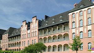 Charite campus